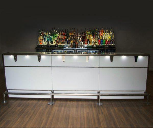 Front Led Light Bar