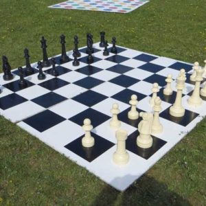 Giant Outdoor Chess Hire