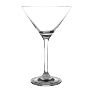 Olympia Crystal Martini Glass