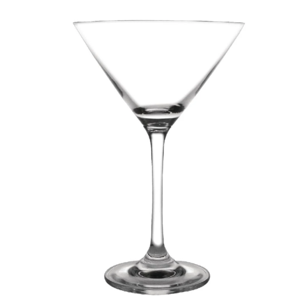 Olympia Crystal Martini Glass