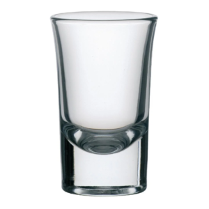 Clear Shot Glass 25ml