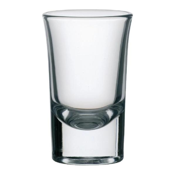 Clear Shot Glass 25ml