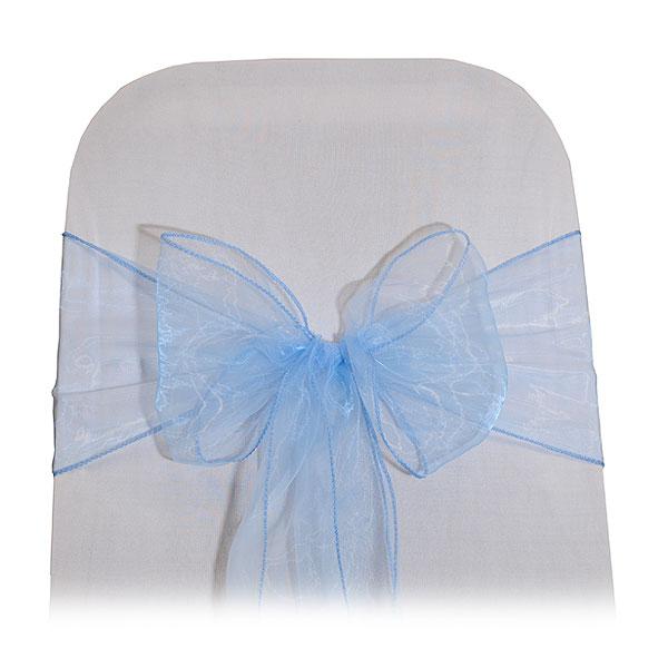 chair bow ties