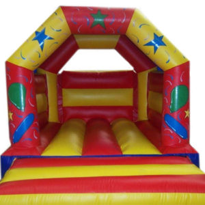 Childrens bouncy castle hire