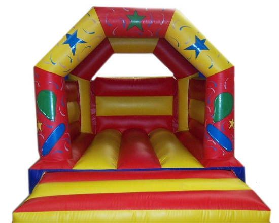 Childrens bouncy castle hire