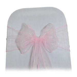wedding chair tie backs