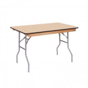 Small Rectangular Banqueting Table