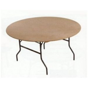 Circular Round Banqueting Table
