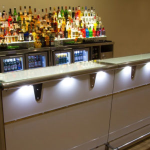 LED Cash Bar Package