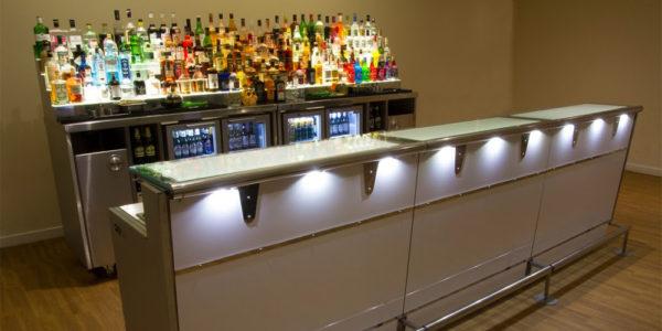 LED Cash Bar Package