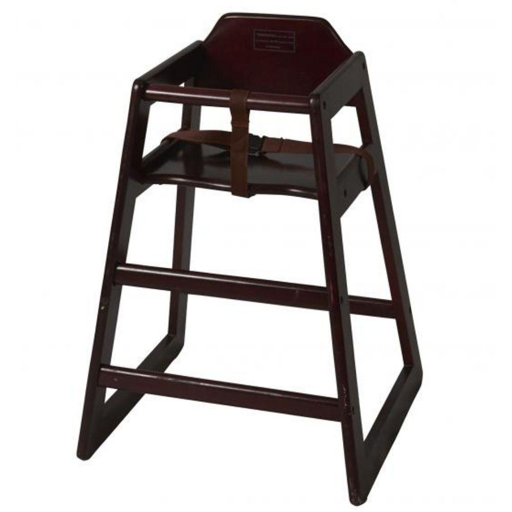 Rustic High Chair