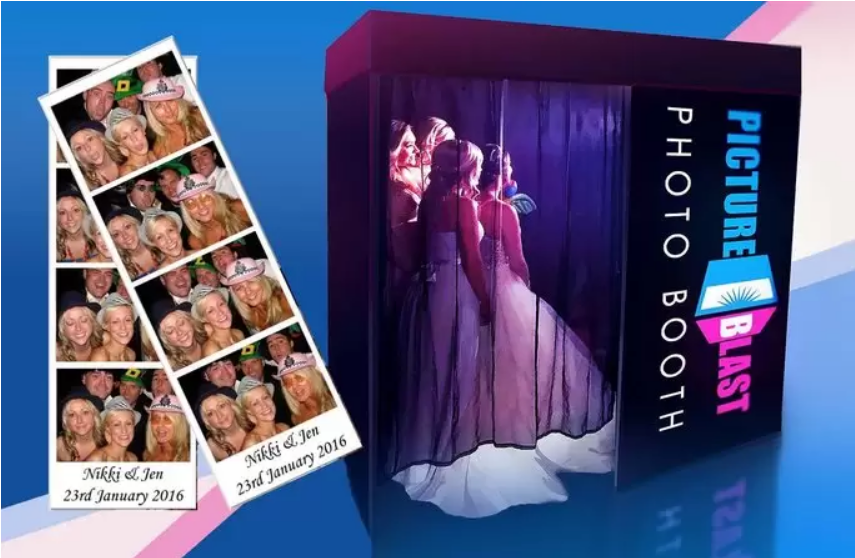 Wedding Photo Booth Hire Mobile Bar Hire