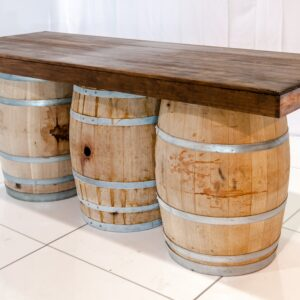 rustic whiskey oak barrel bar hire Free Vintage Retro Cask Barrel Mobile Bar Hire