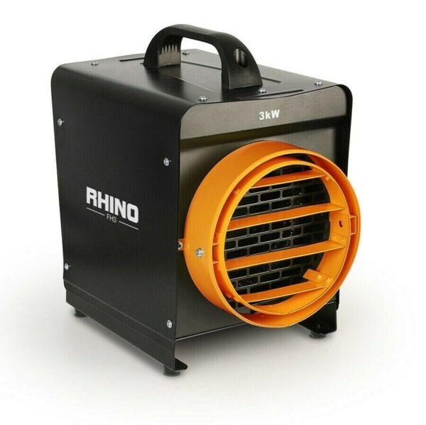 Utopia Bars Portable Electric Fan Heater Hire